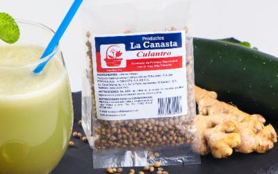 Bebida Desintoxicante Con Semilla de Culantro de Productos La Canasta